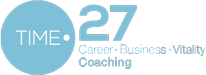 Time27 Career Business Vitality coaching Logo