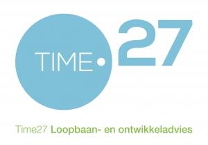 Time27 Loopbaan- en ontwikkeladvies Logo